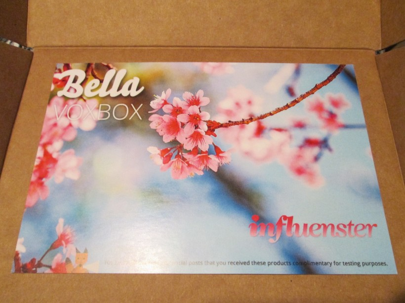 Spring BellaVoxBox